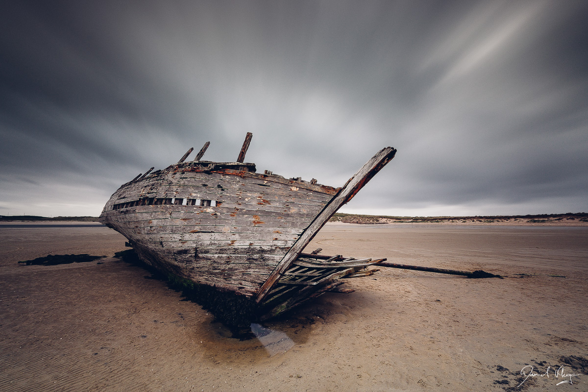 Eddie's Boat, Co. Donegal (Ireland 2015)