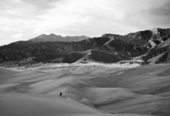 Great Sand Dunes NP - 8432